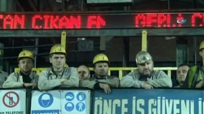 Madende üretim durdu, işçilere bir günlük yıllık izin verildi