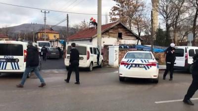 Polis şüpheli kovalamacası - AKSARAY