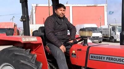 Traktöre FSM'den HGS ihlali cezası geldi