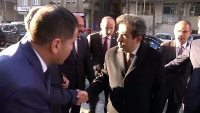 strateji - Vali Güzeloğlu, ilçe ziraat odası başkanlarıyla düzenlenen toplantıya katıldı - DİYARBAKIR