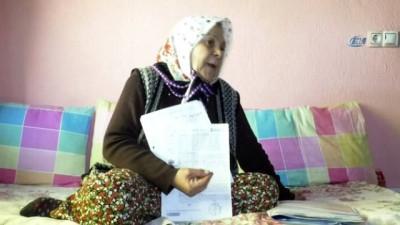 Yaşlı kadına eski damattan 80 bin TL sigorta prim borcu kaldı