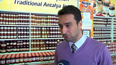 Yöresel tatları 30 ülkeye satıyor - ANTALYA
