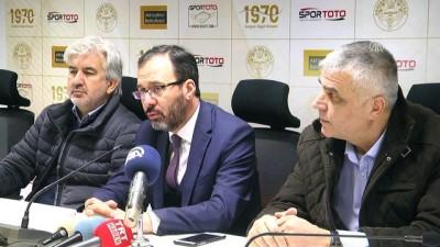 Akhisarspor'un stadı için geri sayım başladı - MANİSA
