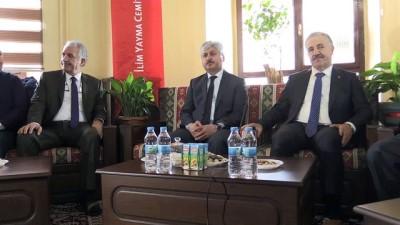 Bakan Arslan, Serhat Kodlama ve Robotik Akademisinin açılışına katıldı - KARS