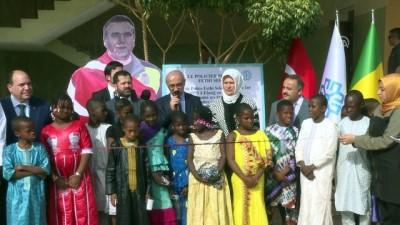 yurt disi - Bakan Elvan Mali'de öğrenci yurdu açtı - BAMAKO