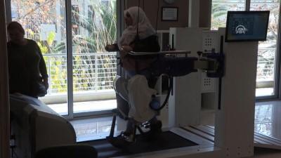 'Beyaz cennet' Pamukkale felçli hastaların umudu - DENİZLİ