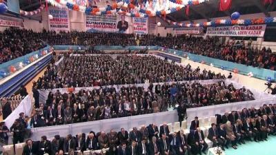 Cumhurbaşkanı Erdoğan: '(Taşeron düzenlemesi) Kimsenin cesaret edemediğini bizler yaptık' - KÜTAHYA