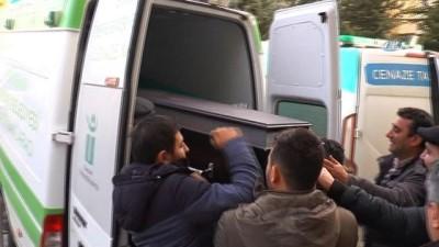 cenaze -  Eskişehir'deki kazada hayatını kaybedenlerin cenazeleri naklediliyor