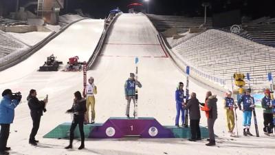 FIS Kıtalararası Kayakla Atlama Yarışları - ERZURUM