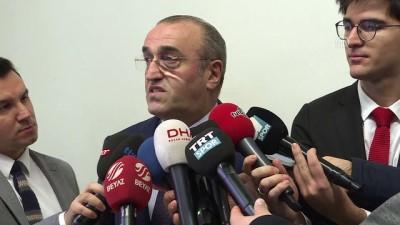 Galatasaray Kulübünün olağanüstü kongresi - Abdurrahim Albayrak - İSTANBUL