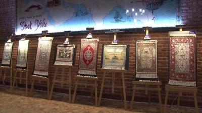 İpek dokuma fabrikası eski günlerine geri döndü - BURSA