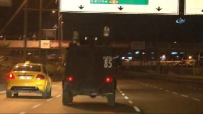 İstanbul'da çete operasyonu İzle