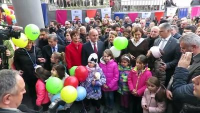 Kadıköy Belediyesi Çocuk Kültür Merkezi açıldı - İSTANBUL