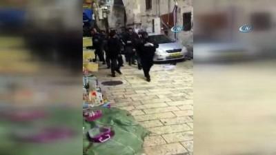 israil -  Kudüs'te gözaltına alınan Türk iş adamları serbest bırakıldı