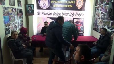 Madende ölenlerin yakınlarına kamuda istihdam hakkı açıklaması - ZONGULDAK
