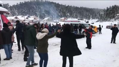 Sivas'ta 7. Geleneksel Eğriçimen Yaylası Kış Festivali