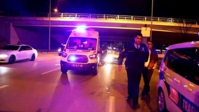 Trafik kazası: 1 ölü, 2 yaralı - BURSA