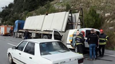 cenaze - Trafik kazası: 1 ölü - AYDIN