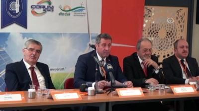 'Yenilenebilir Enerji Kooperatiflerinin Geliştirilmesi' çalıştayı - ÇORUM
