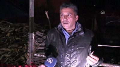 Zeytin Dalı Harekatı - Sınır hattında bulunan 2 eve uçaksavar mermisi isabet etti - KİLİS