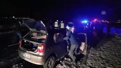 Zincirleme trafik kazası: 4 yaralı - NİĞDE