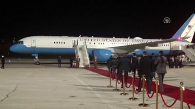 baskent - ABD Başkan Yardımcısı Pence'in Ortadoğu turu - ÜRDÜN
