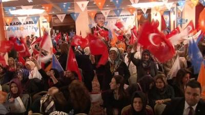 AK Parti Çankaya Kadın Kolları Kongresi