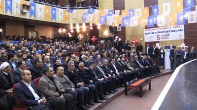 AK Parti Genel Başkan Yardımcısı Cevdet Yılmaz - BİNGÖL