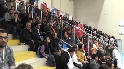 hukumet - AK Parti Grup Başkanvekili Turan, partisinin il kongresinde konuştu - ÇANAKKALE