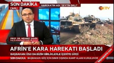Afrin Operasyonu - Batı medyası Afrin operasyonuna nasıl bakıyor?