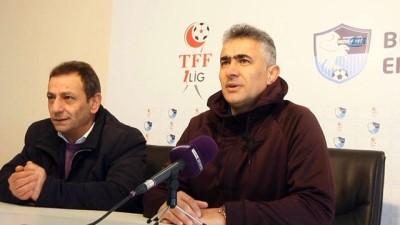 rektor - BB Erzurumspor - MKE Ankaragücü maçının ardından