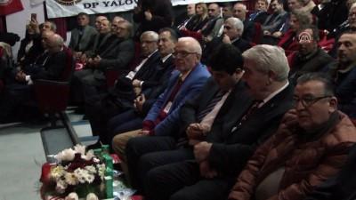 Demokrat Parti Genel Başkanı Uysal - Zeytin Dalı Harekatı - YALOVA