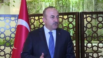 baskent - Dışişleri Bakanı Çavuşoğlu, gazetecilerin sorularını yanıtladı (3) - BAĞDAT