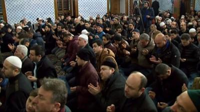 Diyanet İşleri Başkanı Erbaş - Hacı Bayram Camisi'nde Mehmetçik'e 'zafer duası' - ANKARA
