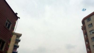 Diyarbakır'da hava hareketliliği, F-16'lar havalanmaya devam ediyor...