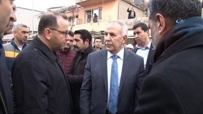 Hatay Valisi Ata, 'Saldırının Afrin operasyonuyla tabi ki ilgisi var. Keyfi yapılan bir olay değil'