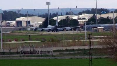 kargo ucagi -  İncirlik'te savaş uçağı hareketliliği