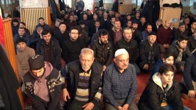 Sivas'ta Mehmetçik için dua edildi İzle