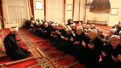 Somuncu Baba Külliyesi'nde Mehmetçik'e 'zafer duası' - MALATYA