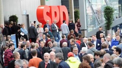 hukumet - SPD Olağanüstü Kurultayı - BONN