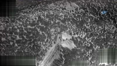 TSK Afrin'de hedefi böyle vurdu İzle