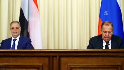 baskent - 'ABD, Suriye'yi ya anlamıyor ya da kasıtlı olarak kışkırtıyor' - MOSKOVA