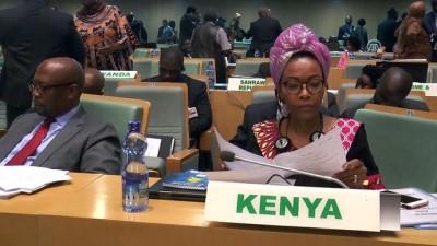Afrika Birliğinden üye ülkelere vizesiz seyahat çağrısı - ADDİS ABABA