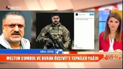 Ali Eyüboğlu ile Erol Köse'nin 'Burak Özçivit' kavgası