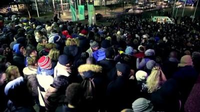 sivil toplum - Belçika'da sığınmacılara destek - BRÜKSEL