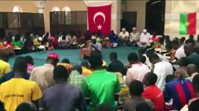baskent - Burkina Faso'da Zeytin Dalı Harekatı için dua - VAGADUGU