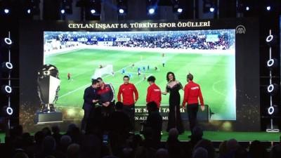 Ceylan İnşaat 16. Türkiye Spor Ödülleri sahiplerini buldu (2) - İSTANBUL