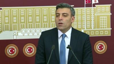 hukumet - CHP Genel Başkan Yardımcısı Yılmaz - TBMM