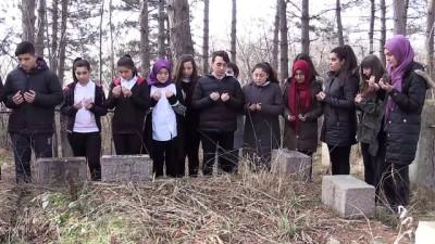 cenaze - Depremde ölen öğrencilerin mezarları okullarının bahçesinde - SAMSUN