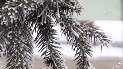 kar manzaralari - Doğu Anadolu'da soğuk hava ve kar - KARS